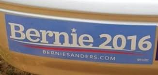 Bernie for Pres.bumper sticker